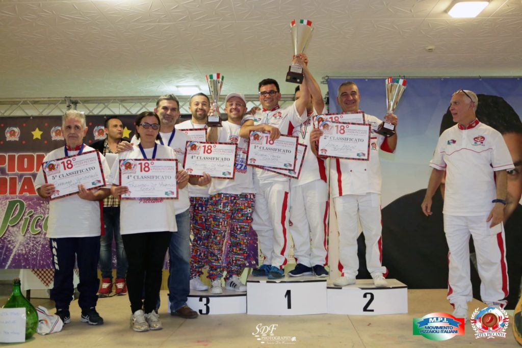 18° Campionato Mondiale di Pizza Piccante