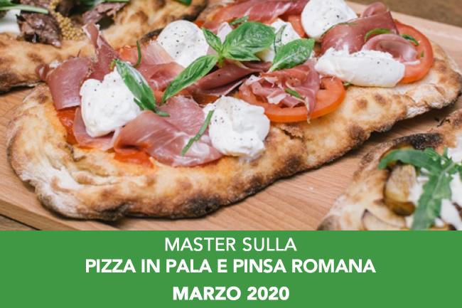 Master Pizza in ina Pala e Pinsa Romana