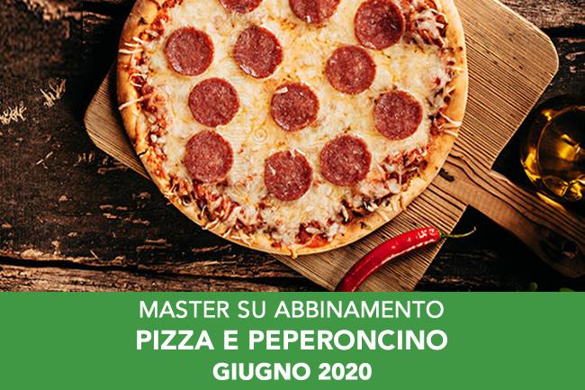 Master su abbinamento Pizza e Peperoncino