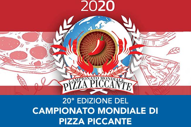 20° Campionato Mondiale di Pizza Piccante