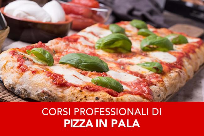 Corso di Pizza in Pala