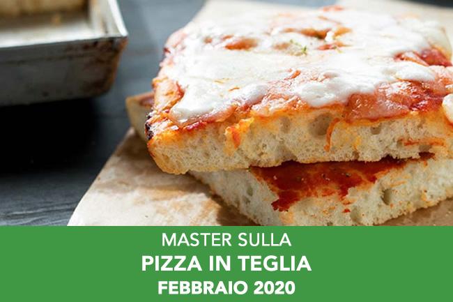 Master sulla Pizza in Teglia